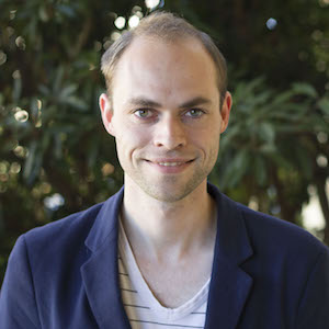 Pieter Gunst, COO, Co-founder